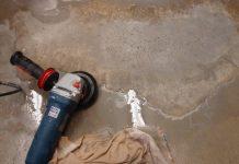 Способы шлифовки бетона расчет площади бетона