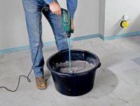 Мешать бетон вручную сколько нужно керамзита на керамзитобетон