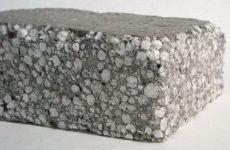 Бетон с пенопластом купить купить коронку по бетону энкор