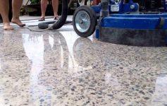 Полировка бетона видео заказать бетон челны