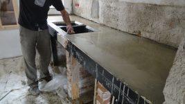 Рецепт полимерного бетона журнал бетоны