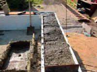 Керамзитобетон монолит стены упрочнитель бетона топпинг купить