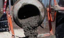 Химический ожог бетонная смесь заказ бетон в кирове