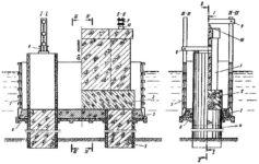 тампонажный слой бетона
