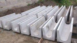 желоба из бетона купить