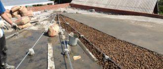 Уклонообразующий слой из керамзитобетона заказать машину бетона
