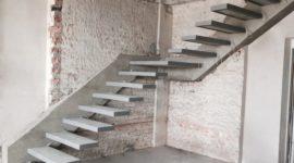 Лесенка из бетона керамзитобетон на полы как сделать