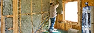 Как утеплить дом из пеноблоков изнутри?