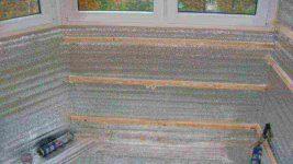 Пароизоляция для балкона нужна ли?